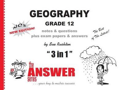 Picture of Geography NCS: Gr 12 : 3-In-1