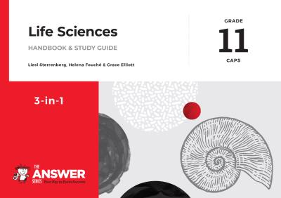 Picture of The Answer Series Grade 11 life sciences 3in1 CAPS study guid