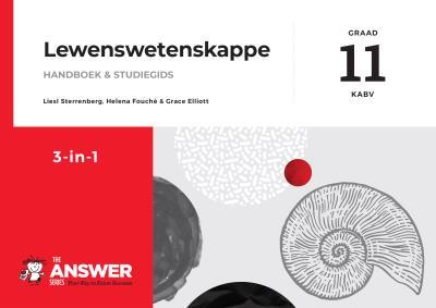 Picture of Die Antwoord-Reeks Graad 11 lewenswetenskappe 3in1 KABV studiegids