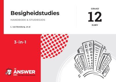 Picture of Die Antwoord-Reeks Graad 12 besigheidstudies 3in1 KABV studiegids
