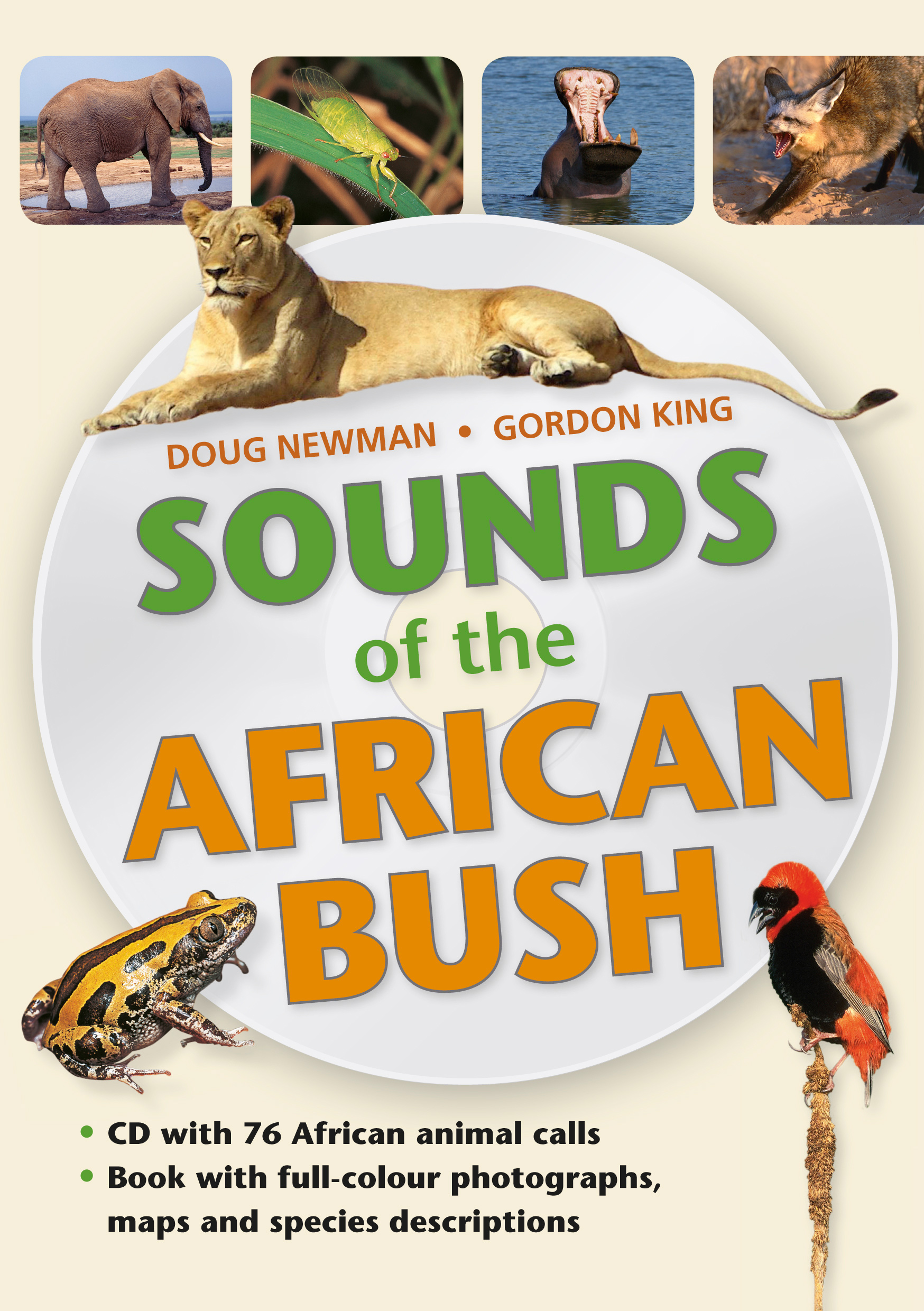 Picture of Sounds of the African bush