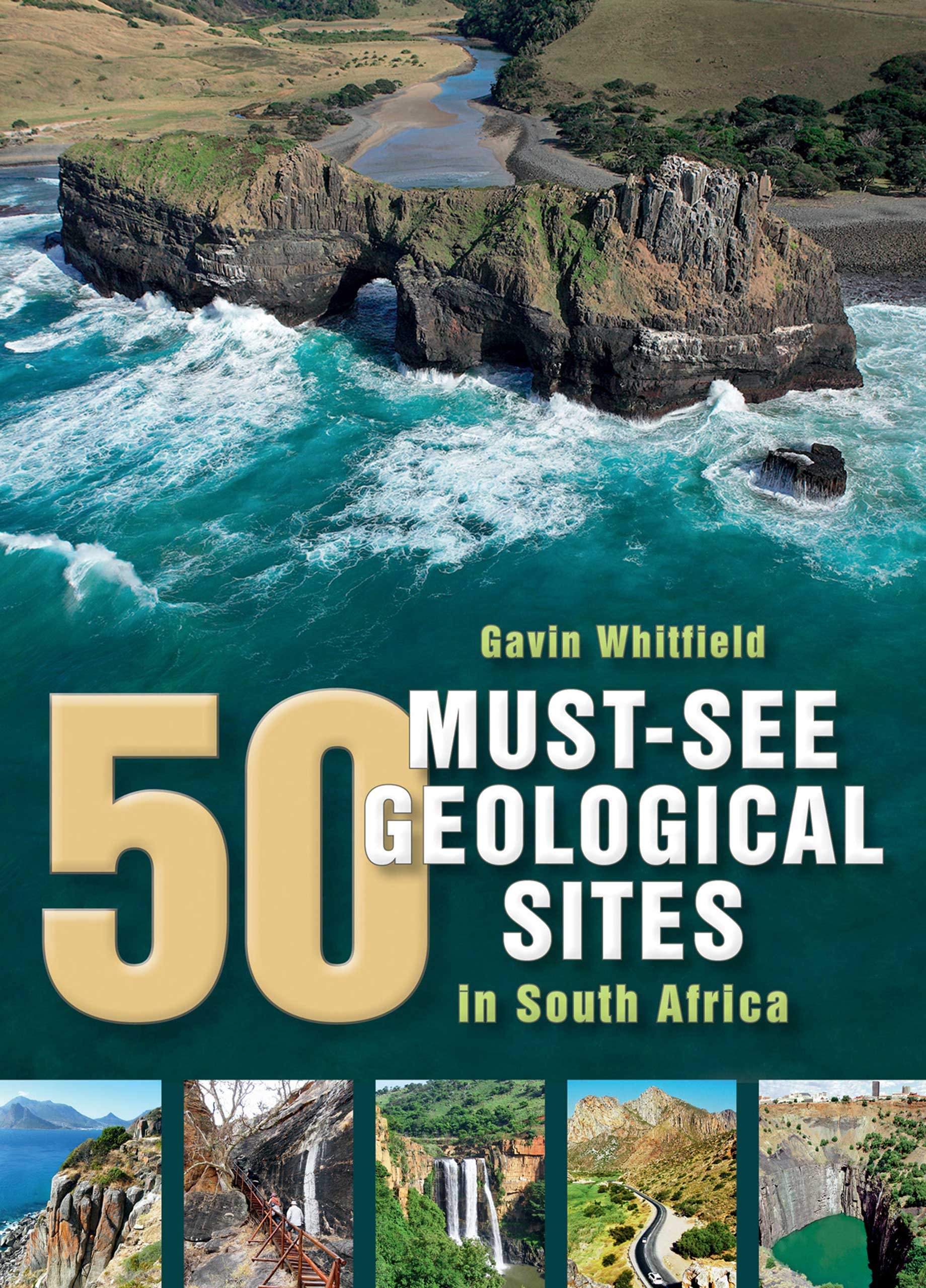 Picture of 50 Must-see geological sites in South Africa
