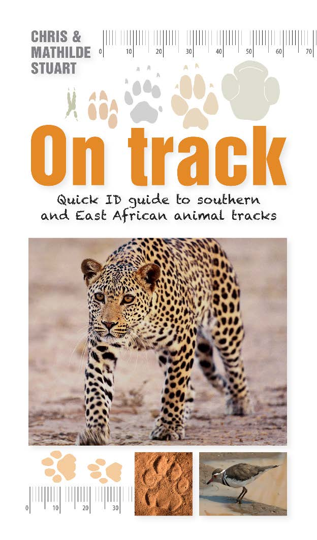 On track : Quick ID guide to southern and East African animal tracks