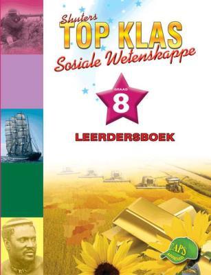 Picture of Shuters top klas sosiale wetenskappe : Graad 8 : Leerdersboek