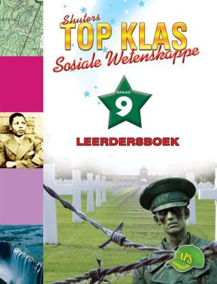 Picture of Shuters top klas sosiale wetenskappe : Graad 9 : Leerdersboek