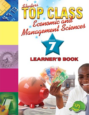 Picture of Shuters top class economic and management sciences : Grade 7 : Learner's Book