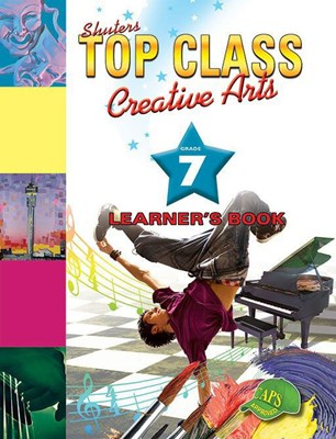 Picture of Shuters top class creative arts : Grade 7 : Learner's Book
