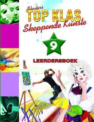 Picture of Shuters top klas skeppende kunste: Gr 9: Leerdersboek