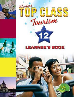 Picture of Shuters top class tourism: Gr 12: Learner's book