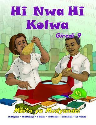 Picture of Hi Nwa Hi Kolwa : Giredi 9 : Mbita ya Mudyonzi