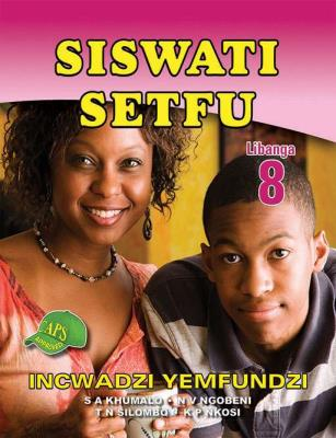 Picture of Siswati Setfu : Libanga 8 : Incwadzi Yemfundzi