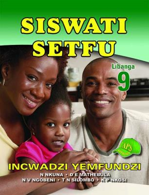 Picture of Siswati Setfu : Libanga 9 : Incwadzi Yemfundzi