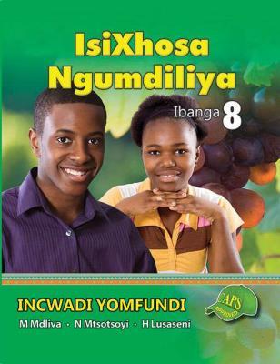 Picture of IsiXhosa Ngumdiliya : Ibanga 8 : Incwadi Yomfundi