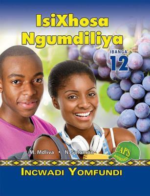Picture of IsiXhosa Ngumdiliya : Ibanga 12 : Incwadi Yomfundi