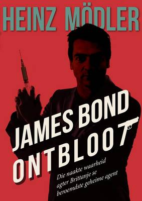 Picture of James Bond, ontbloot
