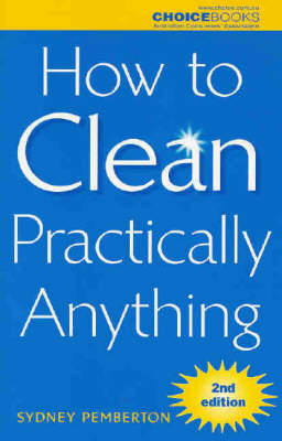 Picture of How to Clean Practically Anything