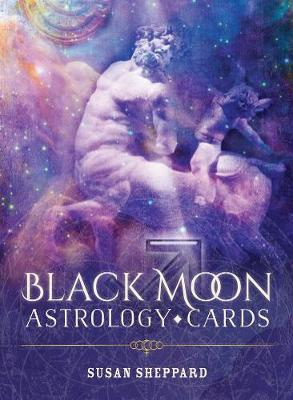 Picture of Black Moon Astrology Cards