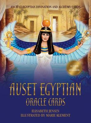 Picture of Auset Egyptian Oracle Cards : Ancient Egyptian Divination and Alchemy Cards