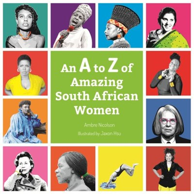 Picture of An A to Z of amazing South African women