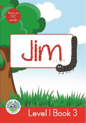 Picture of Jim : Level 1, Book 3 : Grade 1: Red Level Reader