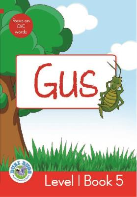 Picture of Gus : Level 1, Book 5 : Grade 1: Red Level Reader