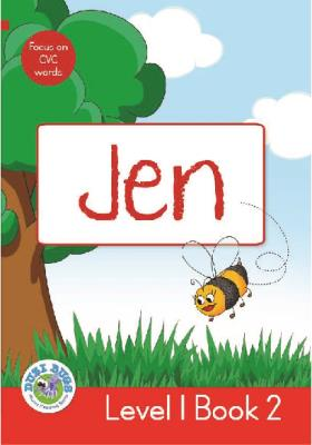 Picture of Jen : Level 1, Book 2 : Grade 1: Red Level Reader