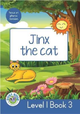 Picture of Jinx the Cat : Level 1, Book 3 : Grade 2: Blue Level Reader