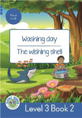 Picture of Washing day - The Wishing Shell : Level 3, Book 2 : Grade 2: Blue Level Reader