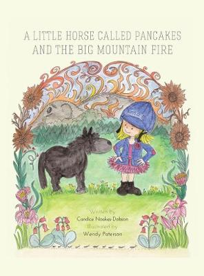 Picture of A little horse called Pancakes and the big mountain fire