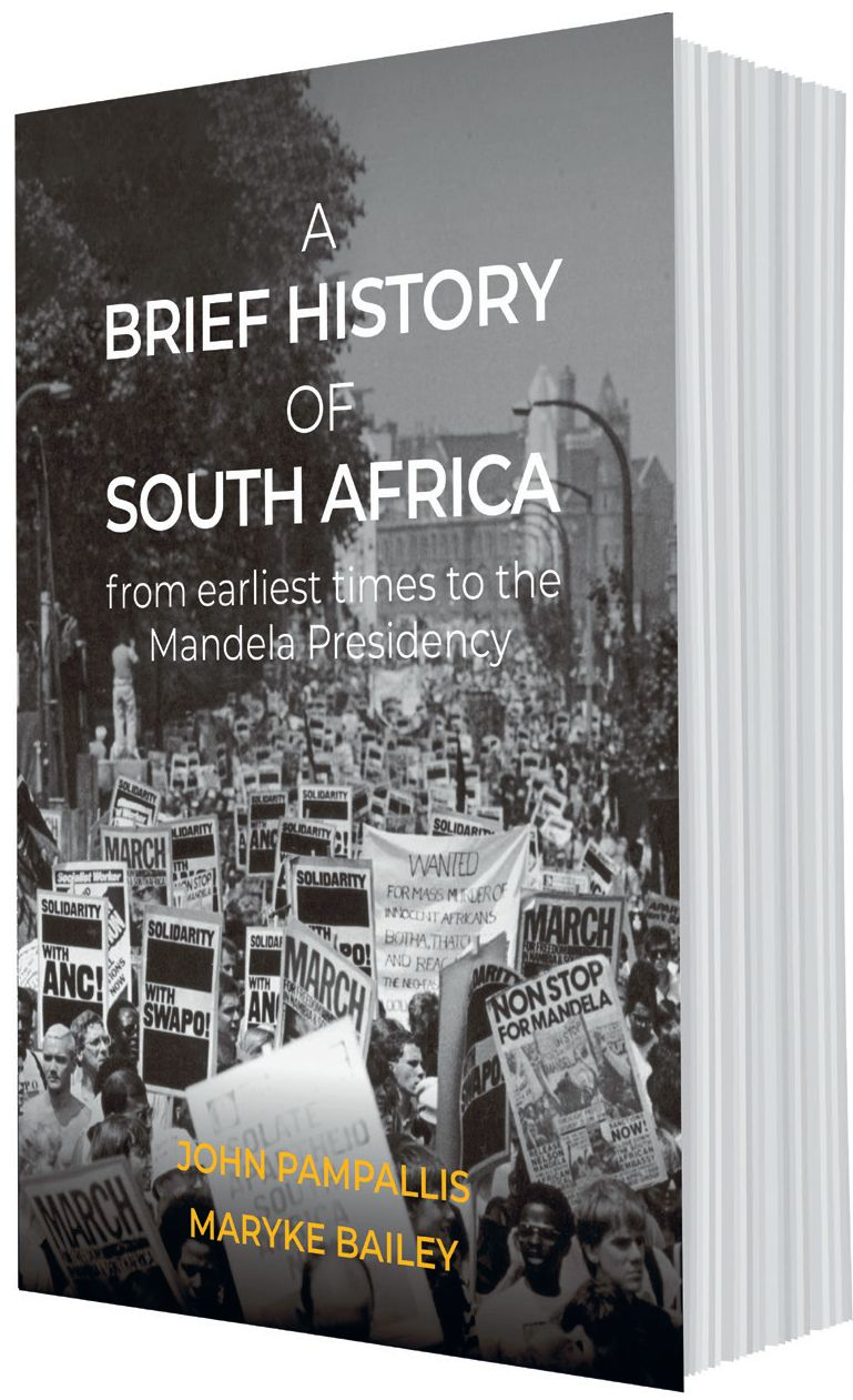 Picture of A Brief History of South Africa : From Earliest Times to the Mandela Presidency