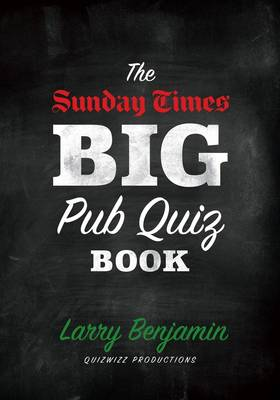 Picture of The Sunday Times big pub quiz book