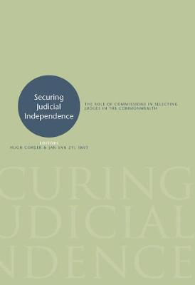 Picture of Securing judicial independence : The role of commissions in selecting judges