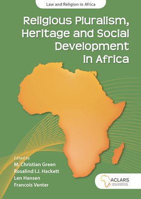 Picture of Religious pluralism, heritage and social development in Africa