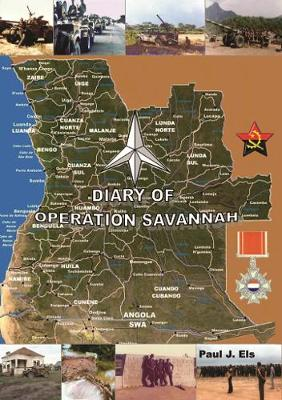 Picture of Diary of Operation Savannah