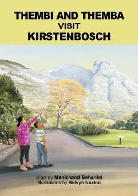 Picture of Thembi and Themba visit Kirstenbosch
