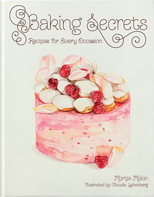 Picture of Baking secrets : Recipes for every occasion