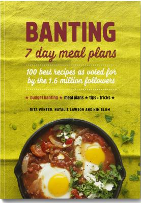 Picture of Banting : Seven Day Meal Plans