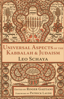 Picture of Universal Aspects of the Kabbalah and Judaism