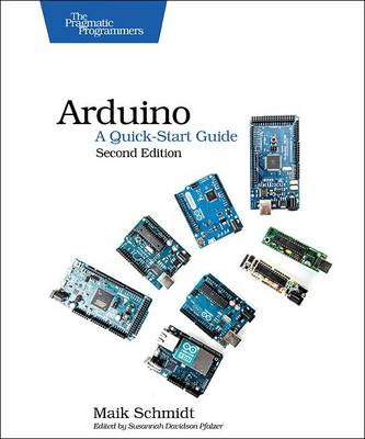 Picture of Arduino: A Quick-Start Guide