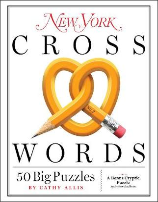 Picture of New York Crosswords : 50 Big Puzzles