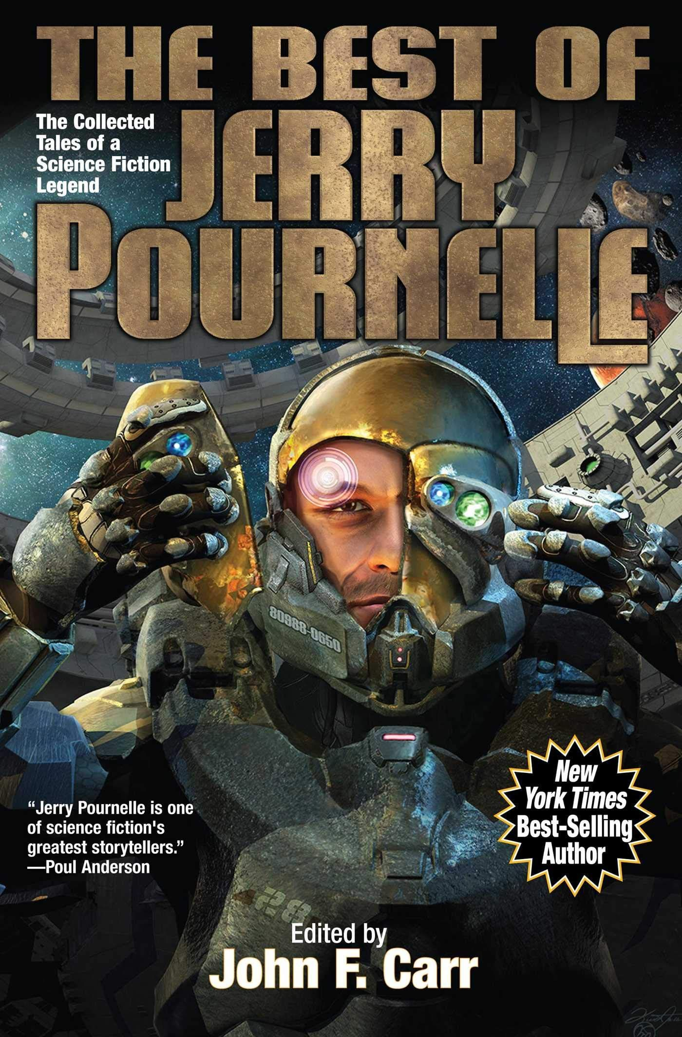 Picture of Best of Jerry Pournelle