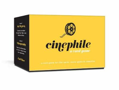 Picture of Cinephile: A Card Game