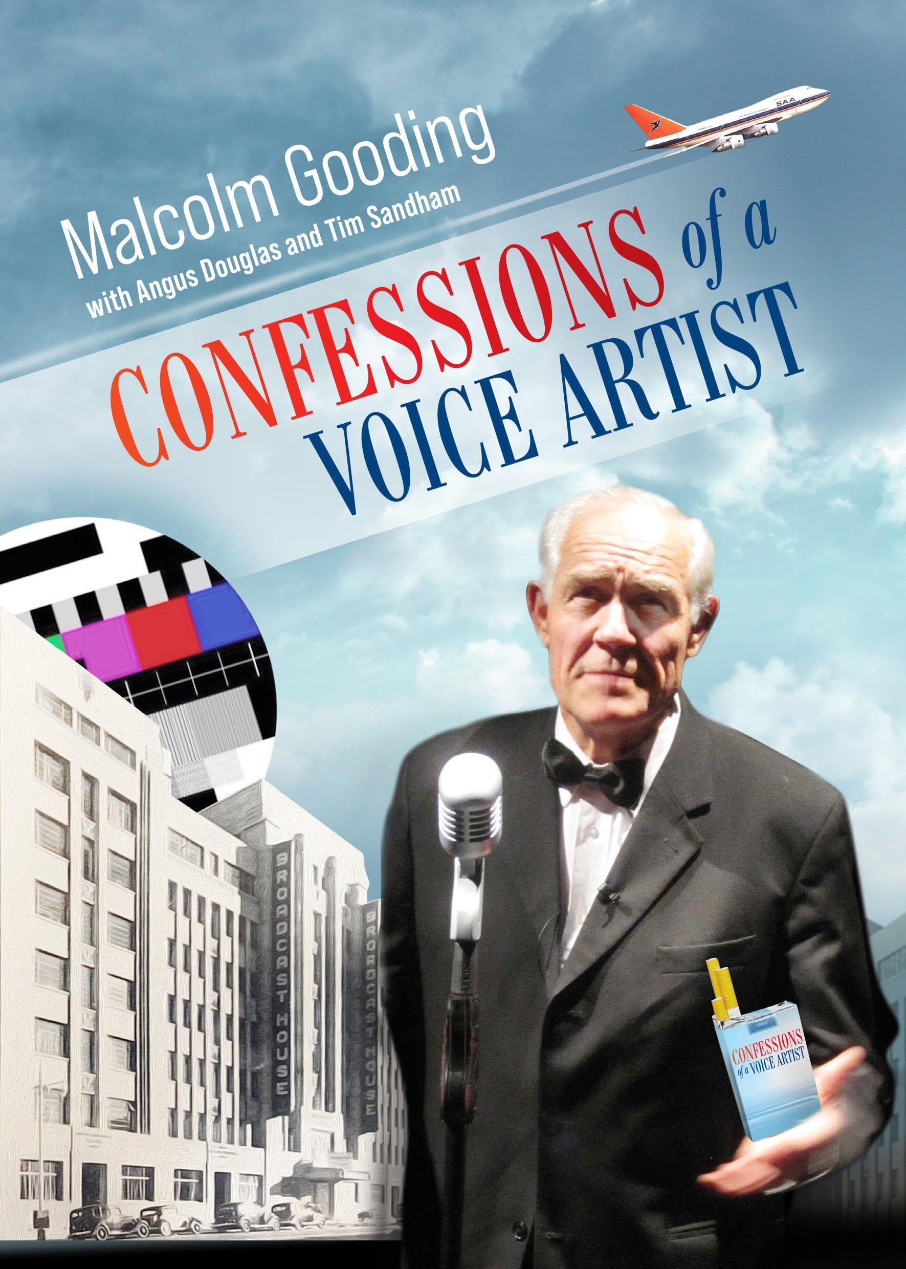 Picture of Confessions of A Voice Artist
