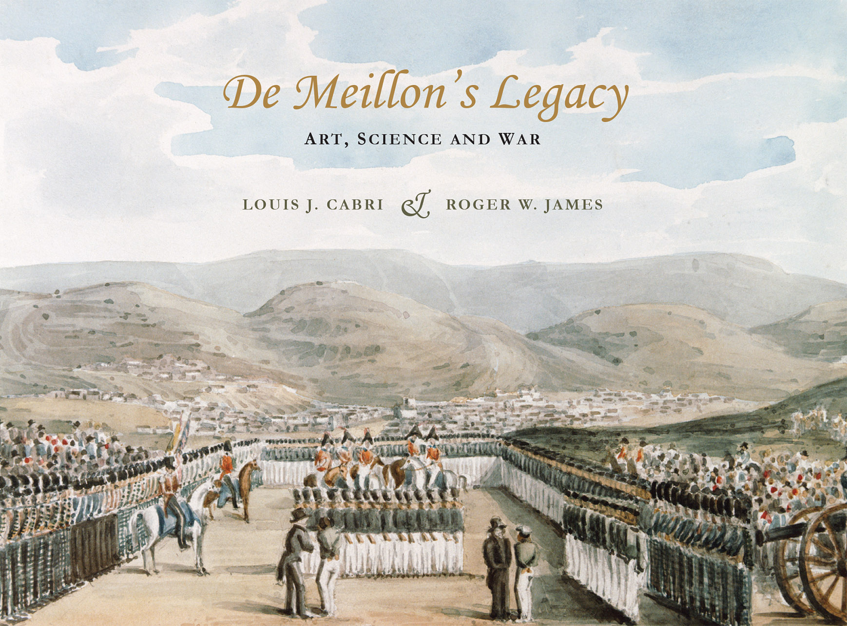 Picture of De Meillon's Legacy : Art, Science and War