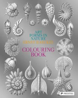 Picture of Art Forms in Nature : A Colouring Book of Ernst Haeckel's Prints