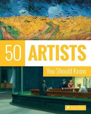 Picture of 50 Artists You Should Know