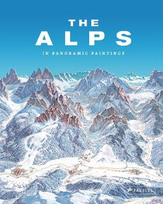 Picture of Alps: In Panoramic Paintings