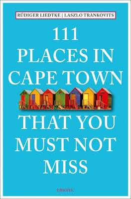 Picture of 111 Places in Capetown That Youmust Not Miss