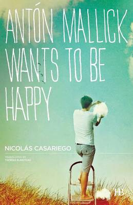Anton Mallick Wants to be Happy