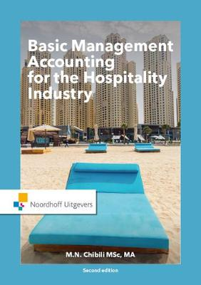 Picture of Basic Management Accounting for the Hospitality Industry